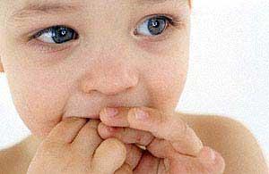 درمان ناخن جویدن در کودکان, ناخن جویدن