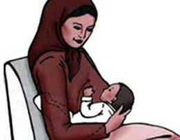 شیردهی, دوران شیردهی, شیردهی بعد از سزارین