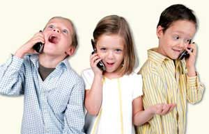 محصولات دیجیتالی برای کودکان مضر نیست