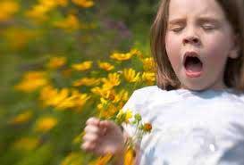 حساسیت های فصلی در کودکان,حساسیت های فصلی,آلرژی
