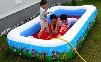 شنای کودکان,شنا کردن کودک