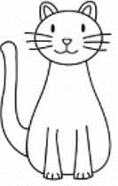 آموزش نقاشی گربه,آموزش نقاشی به کودکان