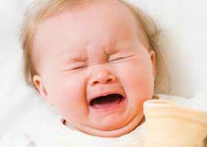 علت گریه کودکان,آرام کردن کودک