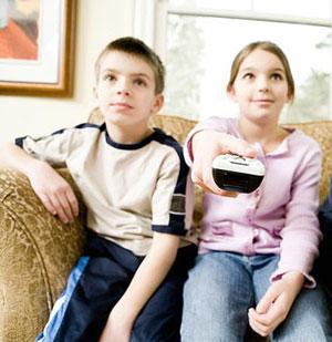 رابطه تلویزیون و کودک