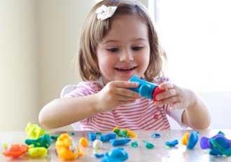 خلاقیت,خلاقیت در کودکان