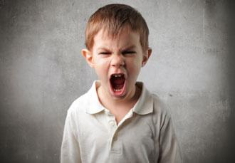خشم در کودکان,کنترل خشم در کودکان