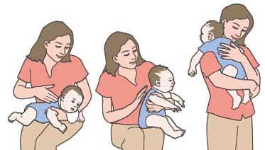 کولیک یا قولنج,کولیک در نوزادان,قولنج در نوزادان