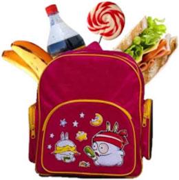 خوراکی مفید برای زنگ تفریح کودکان,تغذیه کودکان