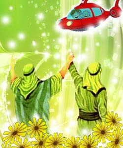 عید غدیر,داستان عید غدیر
