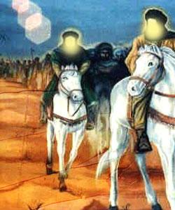 قصههای کربلا,قصه امام حسین,داستان امام حسین