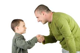 تربیت فرزند، به همین سادگی