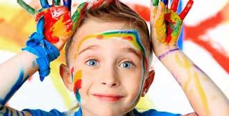 کودک خلاق,خلاقیت در کودکان,پرورش خلاقیت