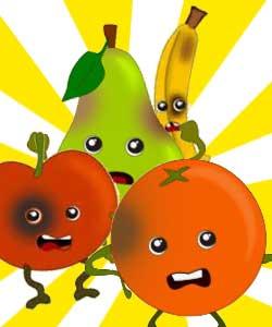 قصه کودکانه ی میوههای غمگین,شعر کودکانه,قصه برای کودکان