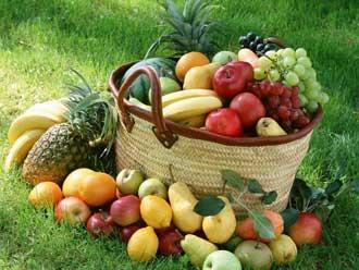 میوه های سفارش شده در بارداری,دوران بارداری,تغذیه بارداری