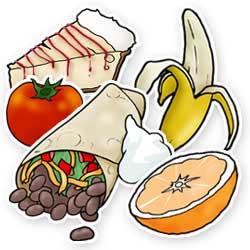 مواد غذايي مفيد برای کودک و منابع آنها