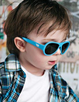 عینک آفتابی کودکان,عینک استاندارد کودکان