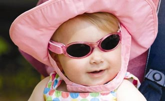 کلاه و عینکم تو تابستون چه شکلی باشه؟