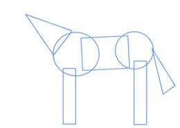 ba2256 3 آموزش نقاشی اسب
