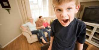 بیش فعالی در کودکان, کودک بیش فعال,رفتار با کودک بیش فعال