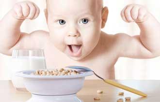 تغذیه تکمیلی کودک,شروع تغذیه تکمیلی کودک,تغذیه کودک - عصر دانش