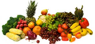 جنسیت کودک, تاثیر میوه و سبزیجات در تعیین جنسیت کودک