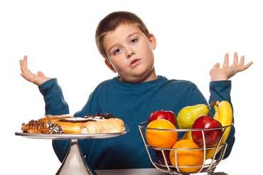 چاقی در کودکان,چاقی کودکان,علت چاقی کودک