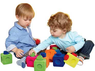 بازی درمانی,بازی درمانی برای کودکان