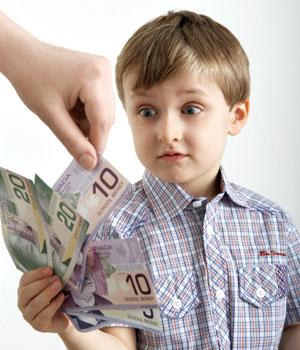 آموزش مفاهیم اقتصادی به کودکان,آموزش پس اندازبه کودکان