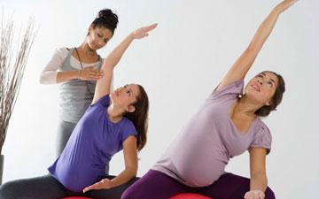 ورزش دوران بارداری,انواع ورزش دوران بارداری
