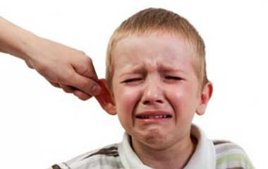 اگر جیغ و گریههای فرزندتان تمامی ندارد !