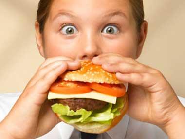 کودک چاق,تغذیه کودک چاق,غذای کودک چاق