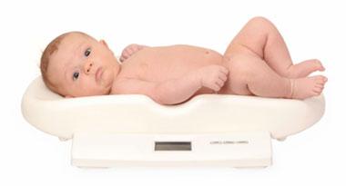 وزن گرفتن نوزاد,وزن گرفتن کودک,وزن کودک,محاسبه وزن نرمال کودک