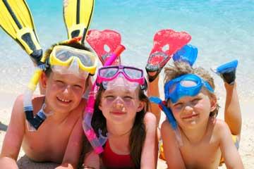 گذراندن تعطیلات با کودکان, سفر رفتن با کودکان