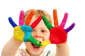 خلاقیت, خلاقیت در کودکان, پروش خلاقیت کودک