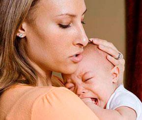 غذاهایی که باعث دل درد نوزاد می شود