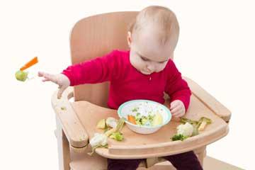 چگونه مانع از ایجاد حساسیت در کودک شویم؟