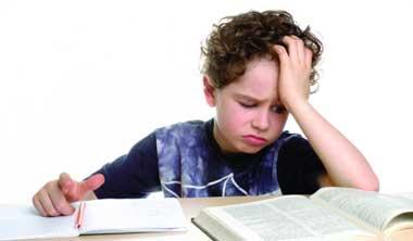 اختلالات یادگیری,علل اختلالات یادگیری