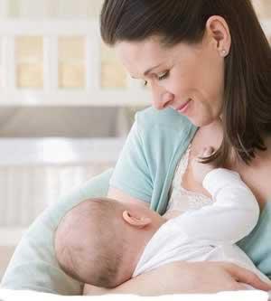 شیردهی,دوران شیردهی