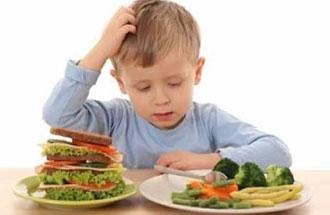 بد غذایی کودک,تغذیه کودک