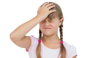 علل میگرن در کودکان،پیشگیری از میگرن کودک