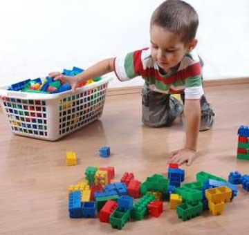 کودک نامنظم/کلیپ صوتی کوتاه از استاد تراشیون /با کودکی که وسایل بازی خود را جمع نمی کند چه باید کرد؟