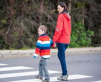 چهار چیزی که کودکان باید برای ایمنی یادبگیرند