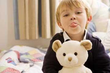رفتار با  بچههای بد دهن,فحش دادن کودک
