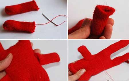 ساخت عروسک پارچه ای,کاردستی