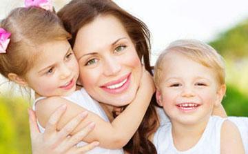 راههای دوست داشتن فرزندان