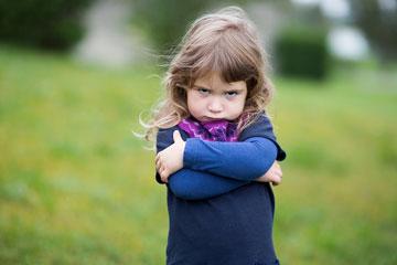 برخورد با کودک بی ادب,بی ادبی کودک