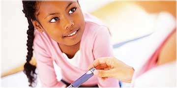 علائم ديابت در کودکان زير سه سال