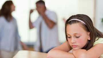 بعد از طلاق,رفتار با کودک  بعد از طلاق