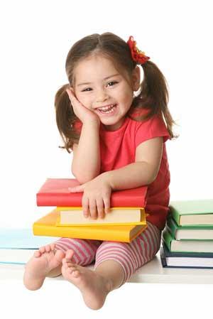 فایده کتاب برای کودک,کتاب خواندن کودک
