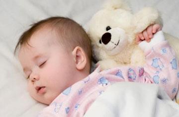 خواب کودک,تنظیم خواب کودک